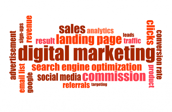 digital marketing cyfrowy