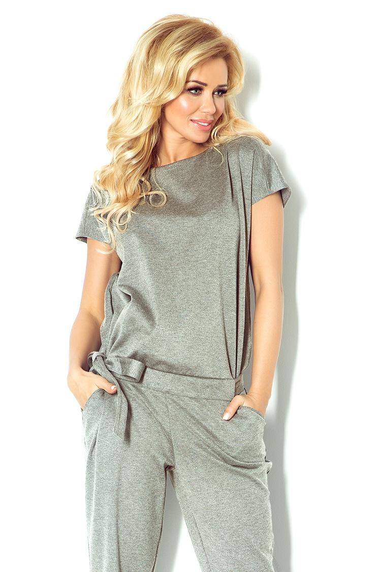 120-4 oblek - Elegantné - punto šedá