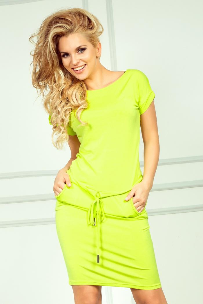 56-3 Dress Sport - NEON Lime